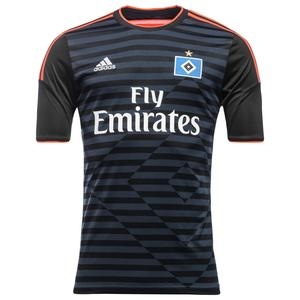hamburger sv 3e shirt 2015-2016