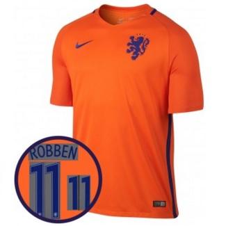 robben shirt nederland 2016-2017