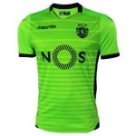 sporting portugal 3e shirt groen 2016-2017
