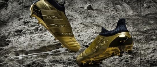 adidas voetbalschoenen goud space pack