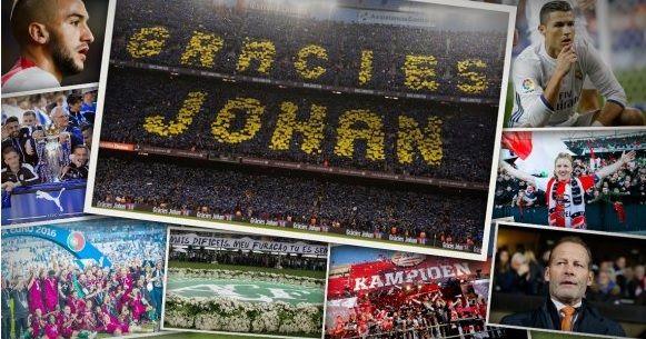jaaroverzicht 2016 voetbalshirtsdirect
