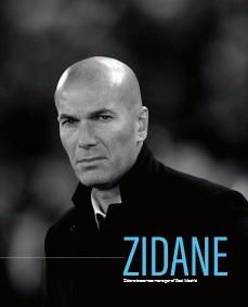 zidane manager real madrid
