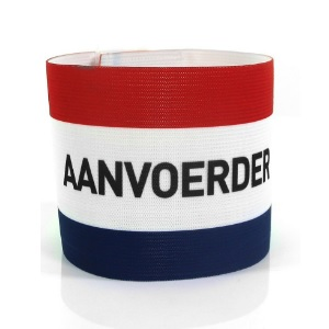 aanvoerdersband nederland