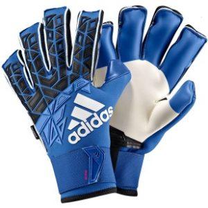 adidas keepershandschoenen ace fingersafe blauw