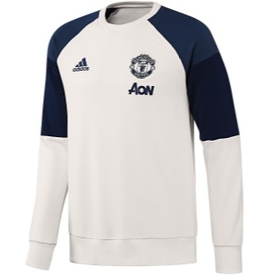 adidas manchester united sweater