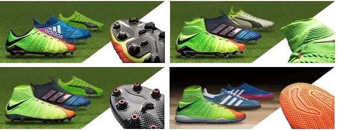 gratis voetbalschoenen