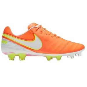 nike tiempo voetbalschoenen vrouwen oranje