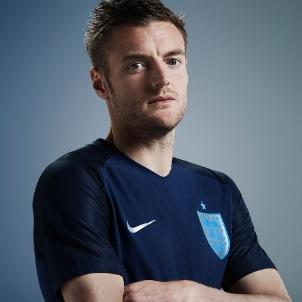 vardy england shirt 2017-2018