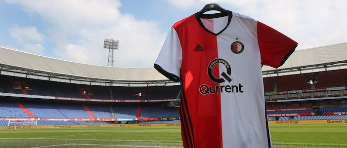 qurrent feyenoord shirt 2017-2018