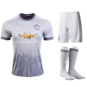 manchester united 3e tenue kids 2017-2018