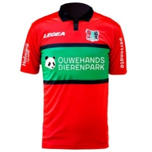 nec nijmegen shirt thuis 2017-2018