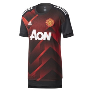 manchester united trainingsshirt 2017-18