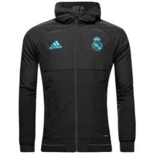 real madrid regenjas 2017-2018