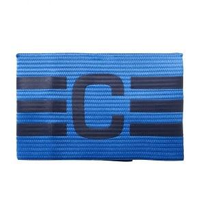 adidas aanvoerdersband blauw