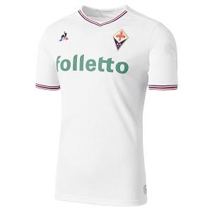 fiorentina shirt uit wit 2017-2018
