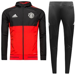 manchester united trainingspak ucl 2017-18