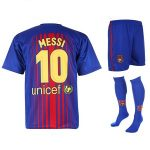messi replica tenue 2017-2018