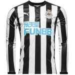 newcastle united shirt sleeve 2017-2018