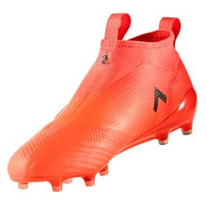 pogba voetbalschoenen oranje rood
