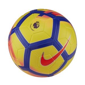 premier league voetbal nike geel rood paars