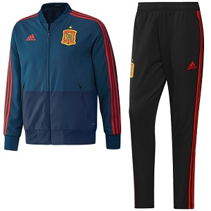 adidas spanje trainingspak
