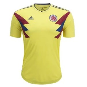 colombia thuisshirt 2018-2019