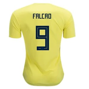 falcao colombia shirt 2018-2019