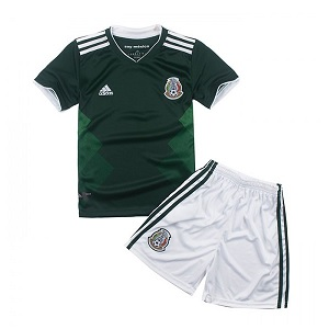mexico shirt minikit 2018-2019