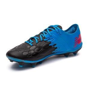 new balance voetbalschoenen zwart blauw