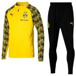 borussia dortmund zip trainingspak 2018-19