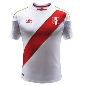 peru world cup shirt 2018-2019