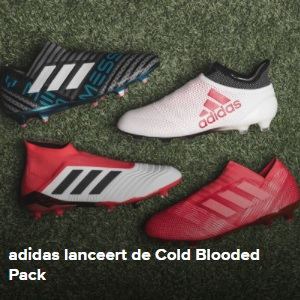 adidas voetbalschoenen cold blooded
