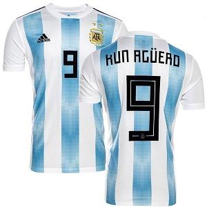 aguero shirt argentinie 2018-2019