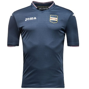 sampdoria 3e shirt 2018-2019