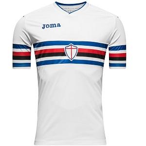 sampdoria uitshirt 2018-2019