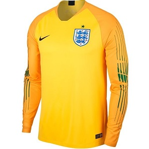 engeland keepersshirt 2018-2019