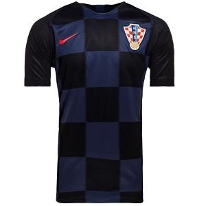 kroatie shirt uit 2018-2019