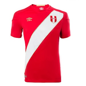 peru 2018 world cup uitshirt 2018-19