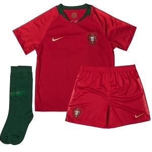 portugal tenue minikit 2018-2019