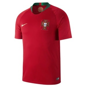 portugal thuisshirt 2018-2019