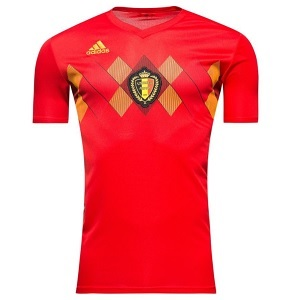 belgie world cup shirt 2018-2019