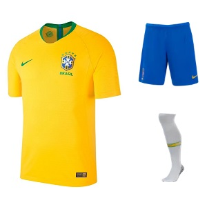 nike brazilie tenue 2018-2019