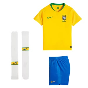 nike brazilie tenue kids