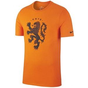nike nederland fanshirt oranje