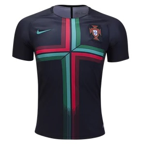 portugal trainingsshirt kruis 2018-2019