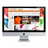 voetbalshop website