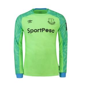 everton fc keepersshirt 2018-2019