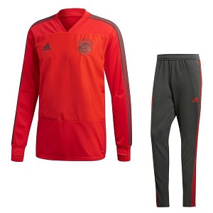fc bayern munchen trainingspak sweater