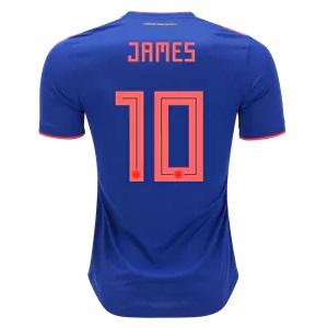 james colombia uitshirt 2018-2020