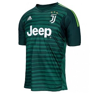 juventus keepersshirt 2018-2019